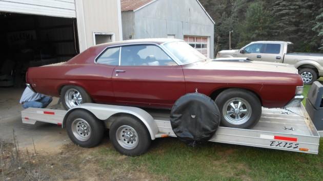 1969 Ford Torino Cobra 428