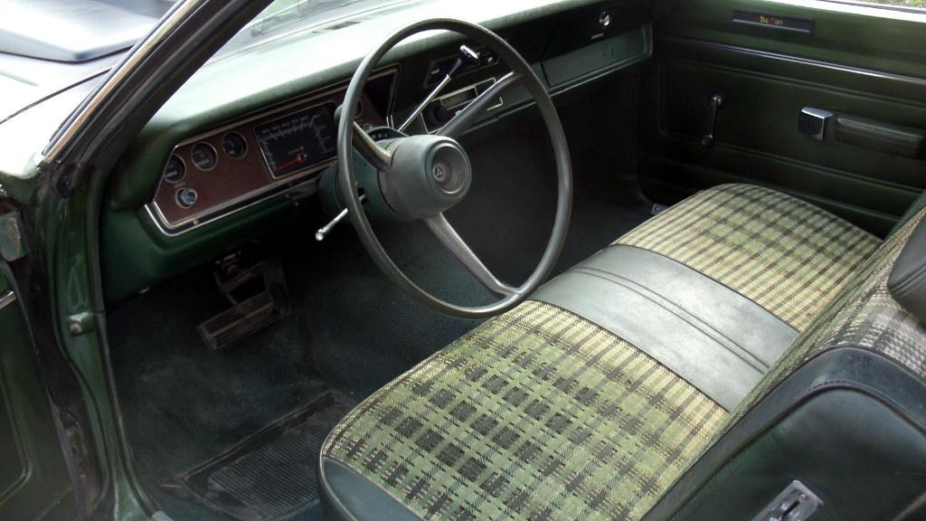 Get Dodge Demon Interior Back Seat JPG