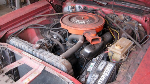 1973 Dodge Charger 340 Magnum V8