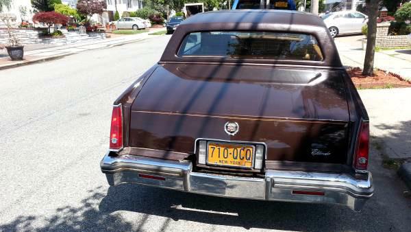 1980 Cadillac Elderado Survivor
