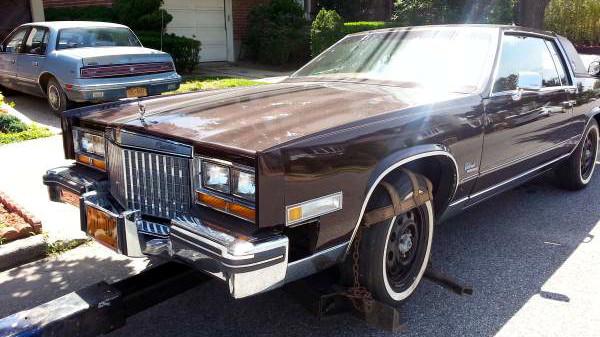 1980 Cadillac Elderado