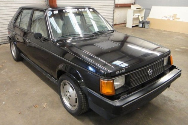 1986 Shelby GLH-S