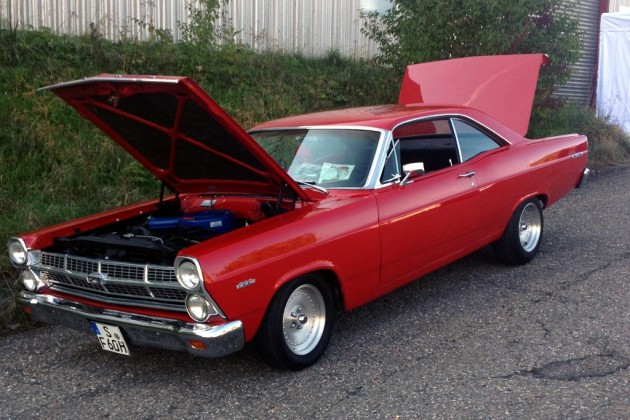 Dave's '67 Ford Fairlane