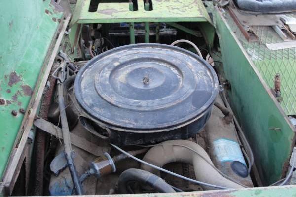Ferrari Tractor engine