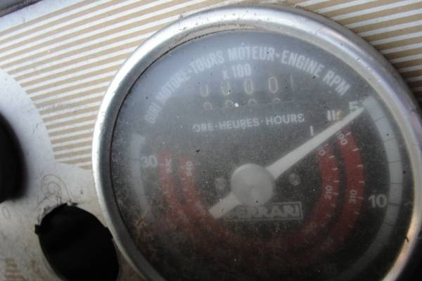 Ferrari Tractor gauge