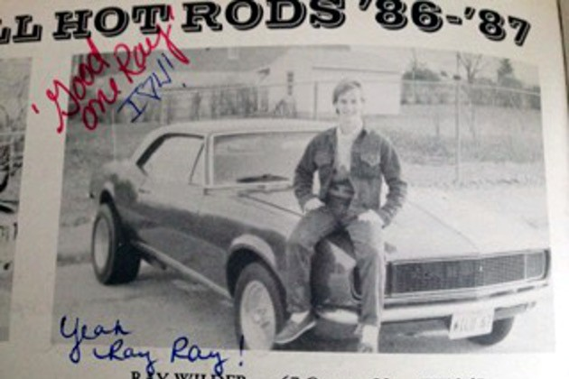 Ray In High School