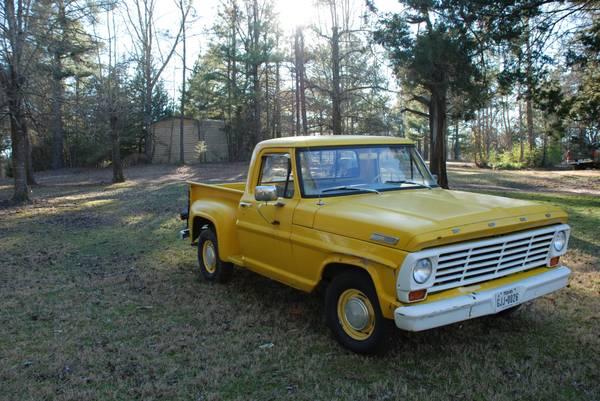 030316 Barn Finds - 1967 Ford F100 Stepside 2