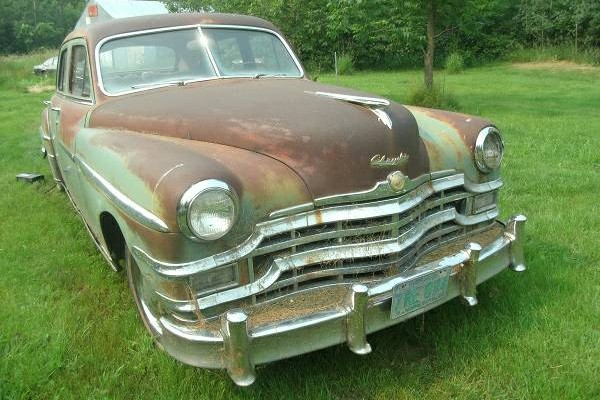 030416 Barn Finds - 1949 Chrysler New Yorker 2