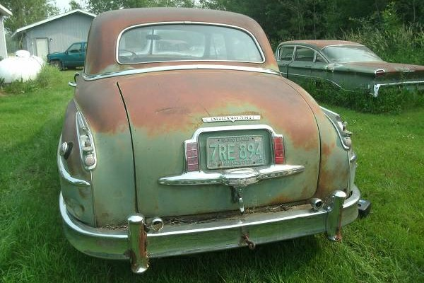 030416 Barn Finds - 1949 Chrysler New Yorker 3