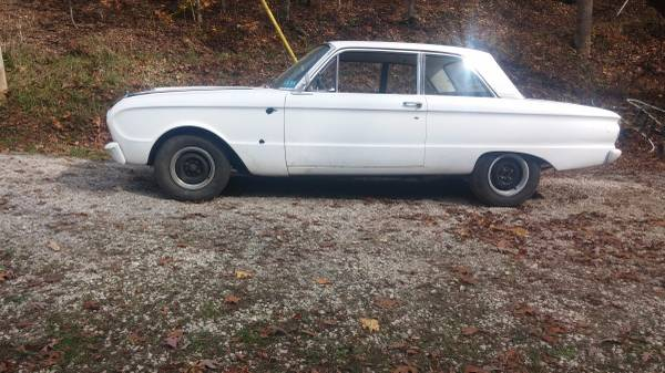 030416 Barn Finds - 1963 Ford Falcon 6
