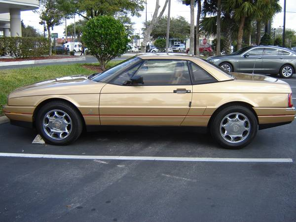 030416 Barn Finds - 1987 Cadillac Allante 1