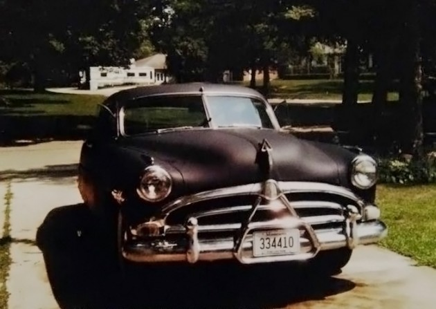 030816 Barn Finds - 1952 Hudson Hornet 2
