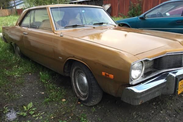 030916 Barn Finds - 1975 Dodge Dart 1