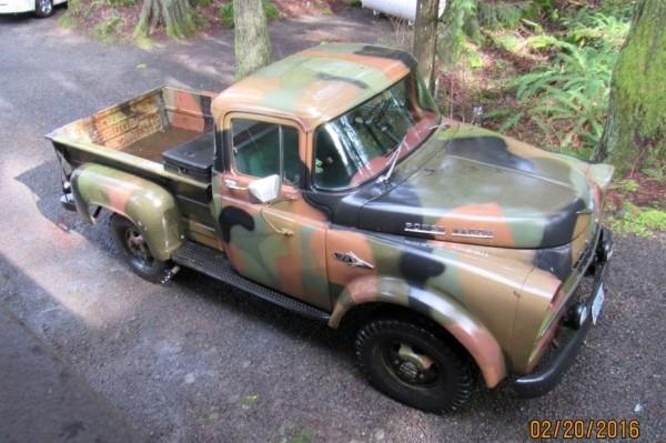 031016 Barn Finds - 1957 Dodge Powerwagon 1