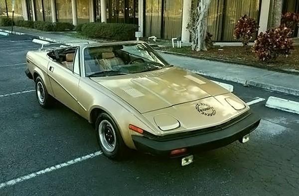 031016 Barn Finds - 1979 Triumph TR7 1