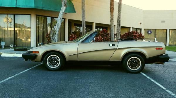 031016 Barn Finds - 1979 Triumph TR7 2