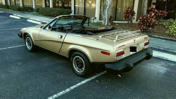 031016 Barn Finds - 1979 Triumph TR7 3