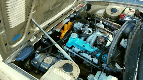 031016 Barn Finds - 1979 Triumph TR7 5