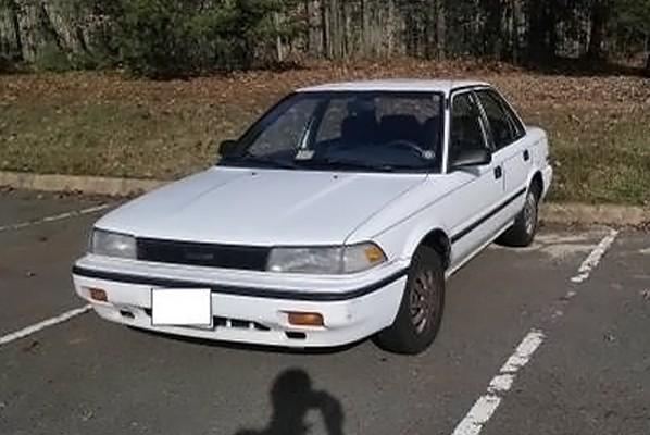 031016 Barn Finds - 1990 Toyota Corolla 3
