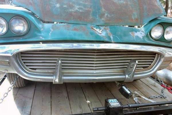 031216 Barn Finds - 1959 Thunderbird 6