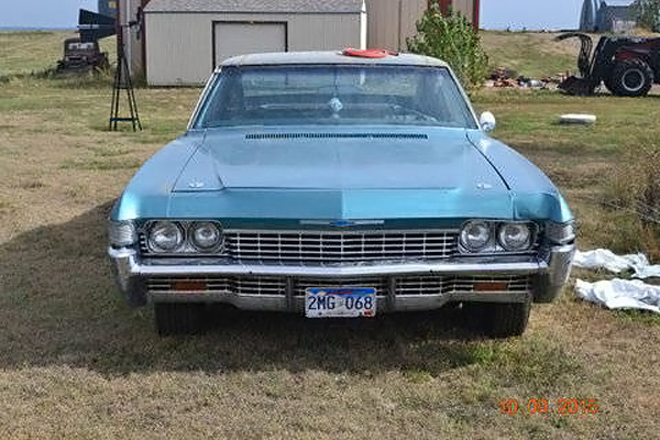 031316 Barn Finds - 1968 Chevrolet Impala 2