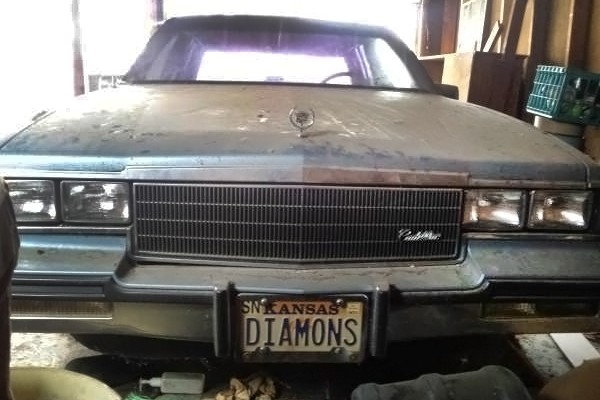 031416 Barn Finds - 1985 Cadillac 4