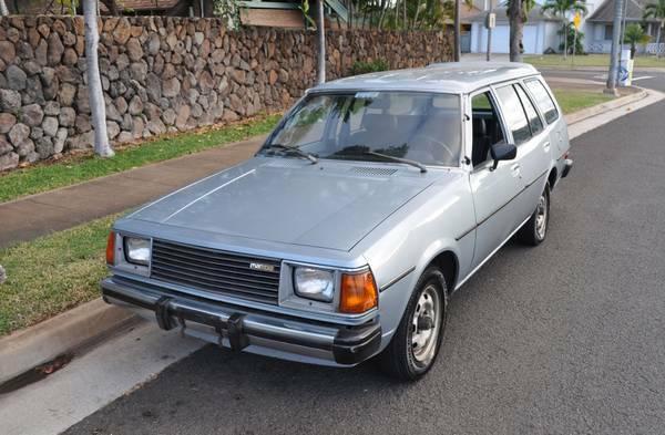 031616 Barn Finds - 1980 Mazda GLC 1