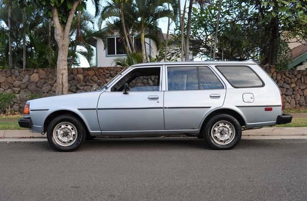 031616 Barn Finds - 1980 Mazda GLC 2