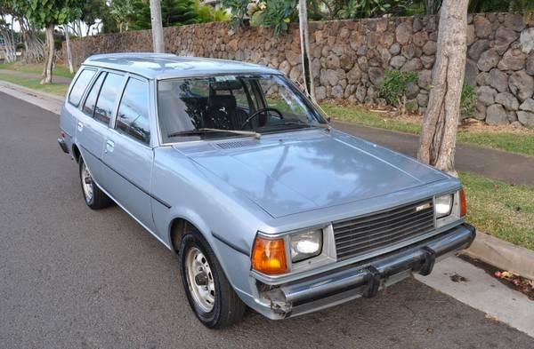 031616 Barn Finds - 1980 Mazda GLC 3