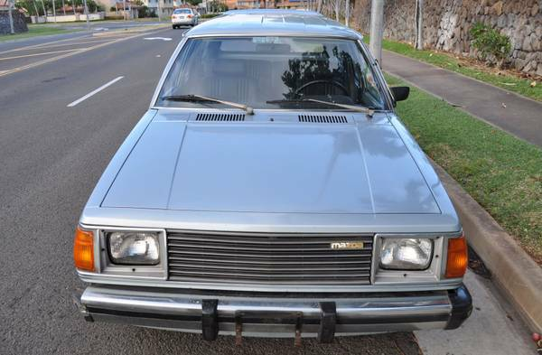 031616 Barn Finds - 1980 Mazda GLC 4