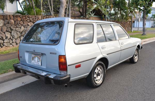 031616 Barn Finds - 1980 Mazda GLC 5