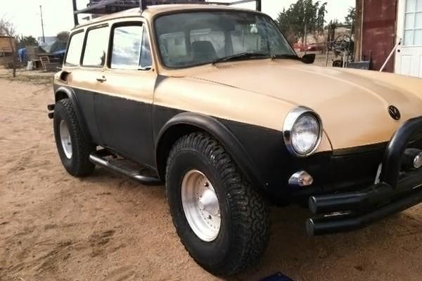 031716 Barn Finds - 1968 Volkswagen Squareback Baja 2