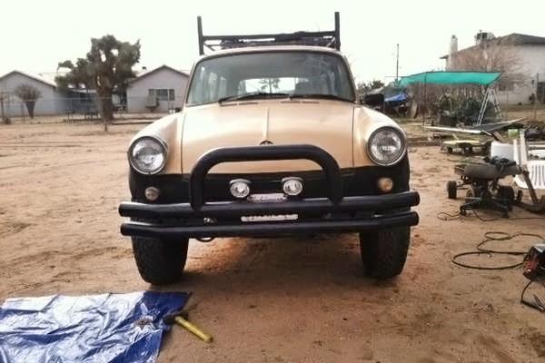 031716 Barn Finds - 1968 Volkswagen Squareback Baja 3