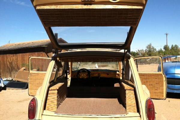 031716 Barn Finds - 1968 Volkswagen Squareback Baja 4