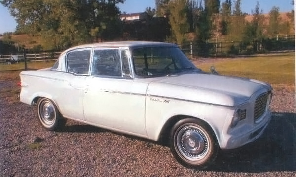 031816 Barn Finds - 1960 Studebaker Lark 1