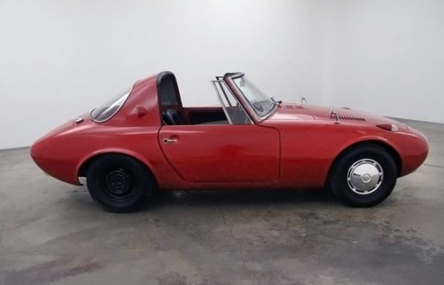 032016 Barn Finds - 1968 Toyota Sports 800 3