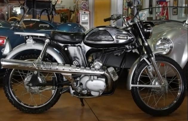 032016 Barn Finds - 1969 Yamaha 1