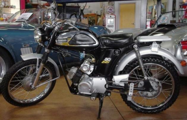 032016 Barn Finds - 1969 Yamaha 2