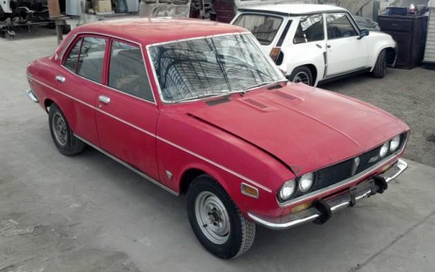 032116 Barn Finds - 1971 Mazda RX-2 1