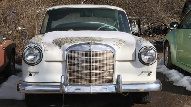 032116 Barn Finds - Mercedes-Benz 1