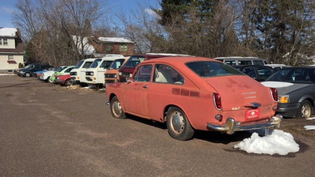 032116 Barn Finds - VW type 3 Fastback 1