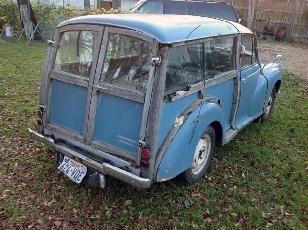 032216 Barn Finds - 1959 Morris Minor Traveller 3