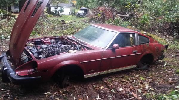 032216 Barn Finds - 1980s Datsun 280Z 2