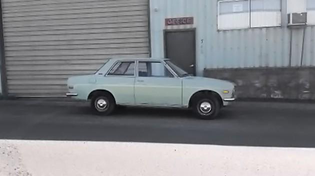 032316-Barn-Finds-1970 Datsun 510 - 1