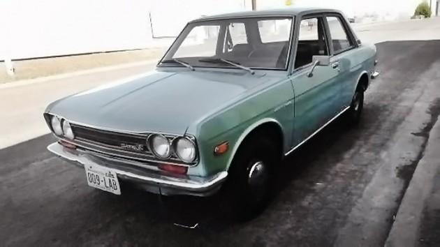 032316-Barn-Finds-1970 Datsun 510 - 2