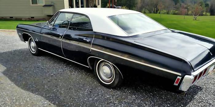 033016 Barn Finds- 1968 Chevrolet Impala - 2