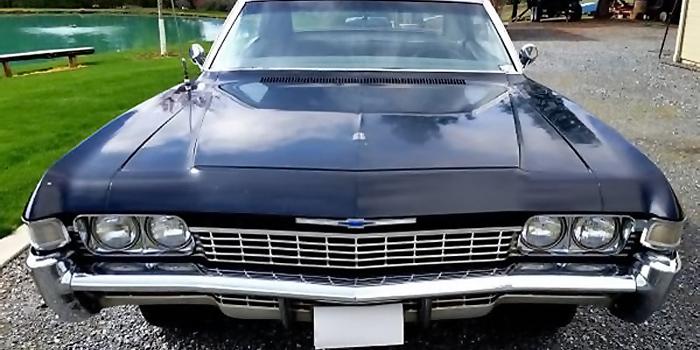 033016 Barn Finds- 1968 Chevrolet Impala - 3