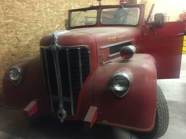 1947 Maxim Fire Truck