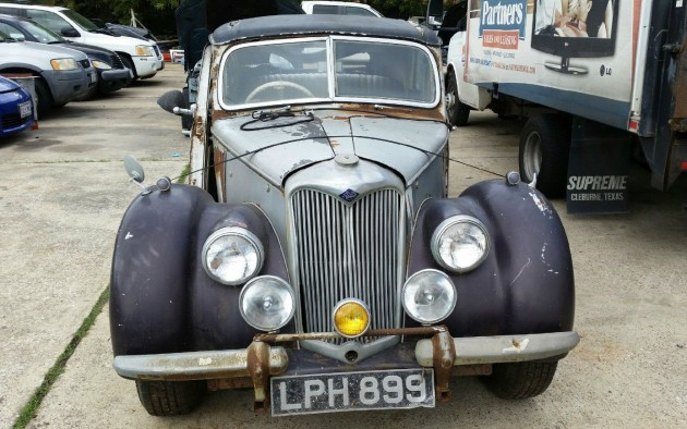 1947 Riley Project