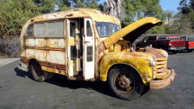 1948 Chevrolet Short Bus